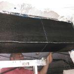 refuerzo estructural fibra de carbono resina