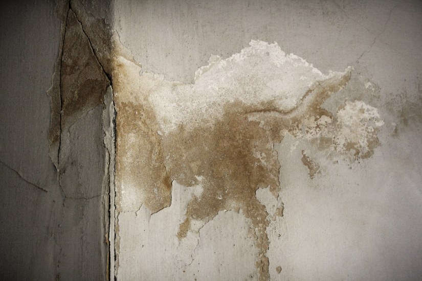 Reparar humedades producidas por condensación
