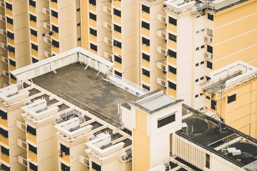 Cómo solucionar las humedades en terrazas